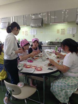 三木市コープ共同学苑 料理教室_c0119937_261739.jpg
