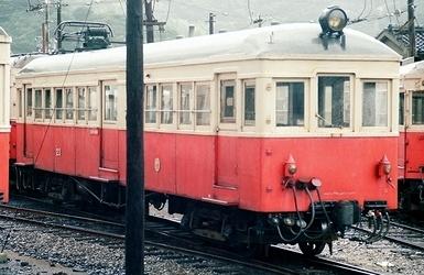 野上電気鉄道 モハ23_e0030537_191785.jpg