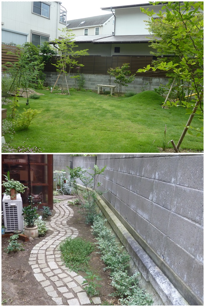 鎌倉の家☆お庭が素晴らしい!_c0152341_11534348.jpg