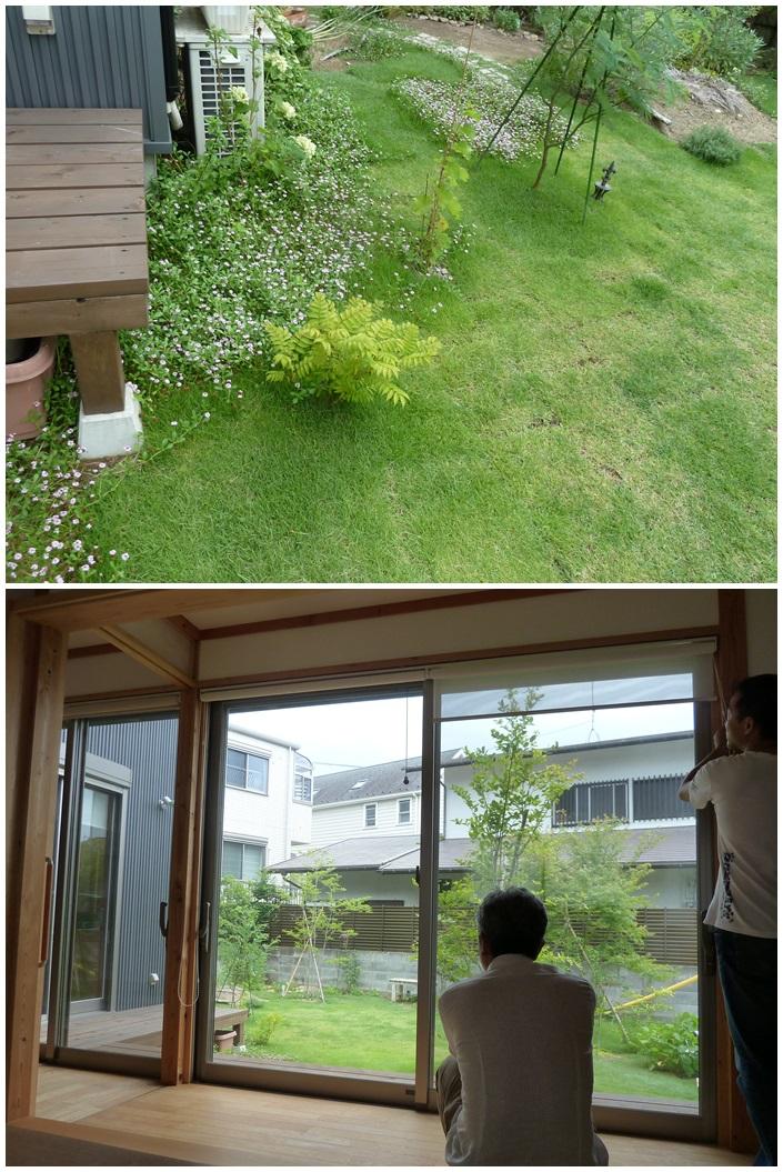 鎌倉の家☆お庭が素晴らしい!_c0152341_1154054.jpg