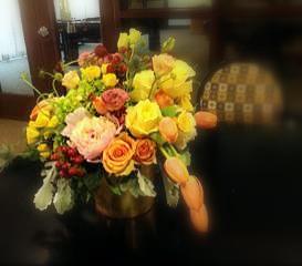 2014年夏のダリア先生、サマーアレンジセミナー_d0056851_23241916.jpg