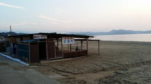 臨海学校の始まり~♪_a0200771_21501671.jpg