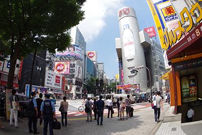 7月16日(水)の渋谷109前交差点_b0056983_14000454.jpg