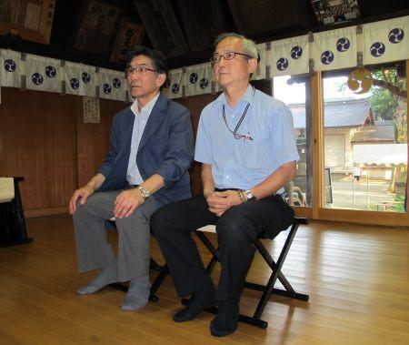 日枝神社へ行って参りました。_b0151490_1119176.jpg