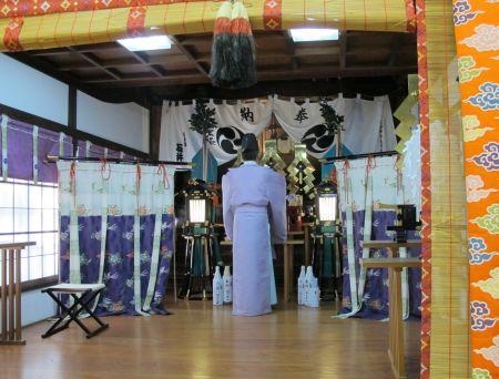 日枝神社へ行って参りました。_b0151490_1119368.jpg