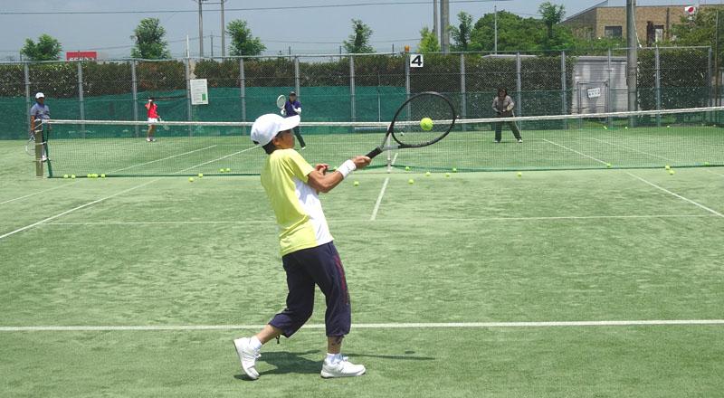 テニス ダブルスに強くなる?実戦練習_b0114798_16492164.jpg