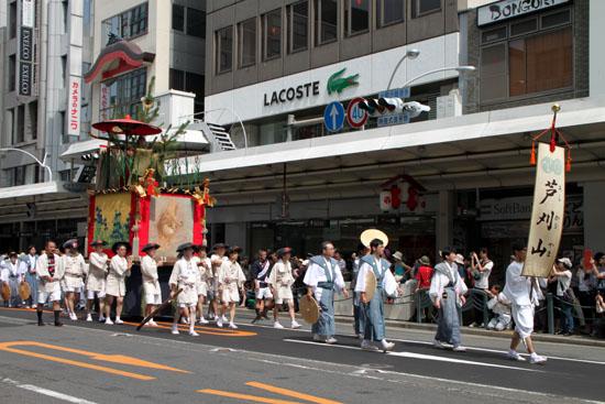 祇園祭 山鉾巡行_e0048413_18581030.jpg