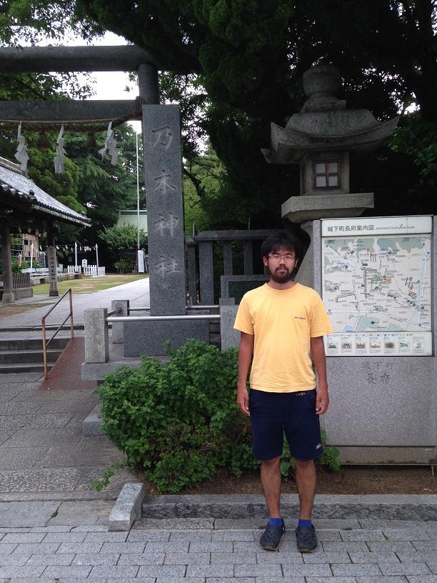 七月八日 西日本遊學 卅八日目_a0165993_15145517.jpg