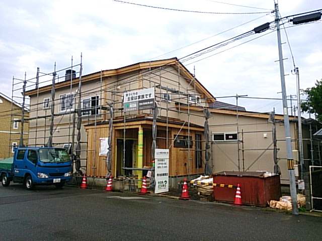 S様邸「新藤田の家」_f0150893_9221922.jpg