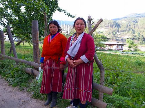 ブータン王国への旅  8_e0221697_21422757.jpg