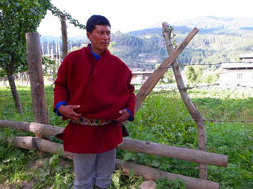 ブータン王国への旅  8_e0221697_22523453.jpg