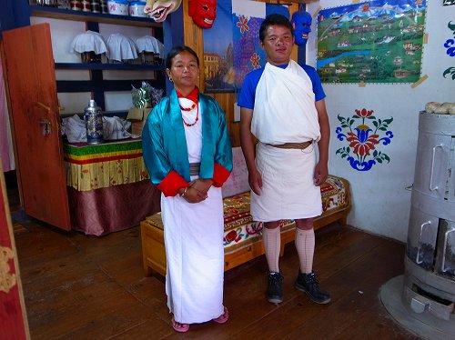 ブータン王国への旅  8_e0221697_22572893.jpg