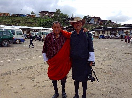 ブータン王国への旅  8_e0221697_2371381.jpg