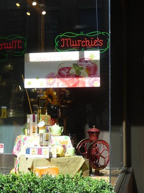 Murchie\'s ~その1 ショップ編~_b0117700_619565.jpg