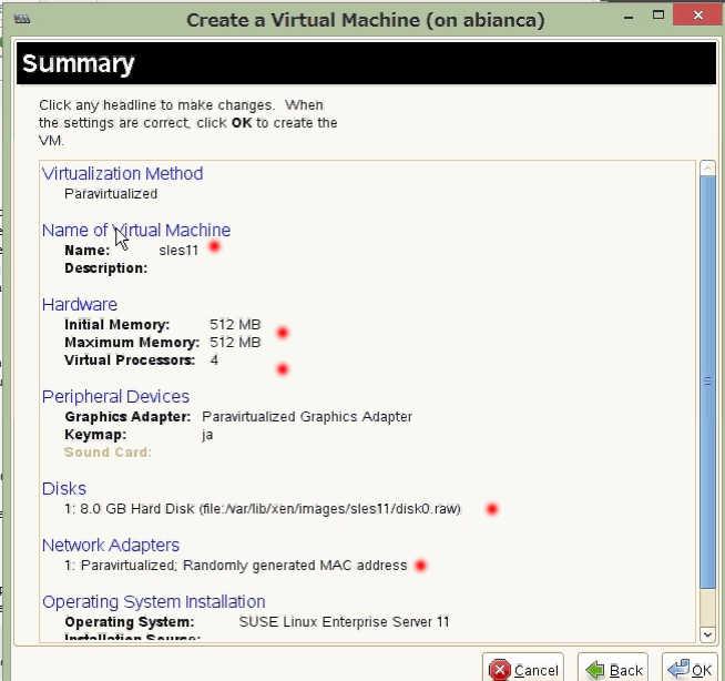 動画付:SUSE Linux のインストール SLES on XEN_a0056607_12284919.jpg