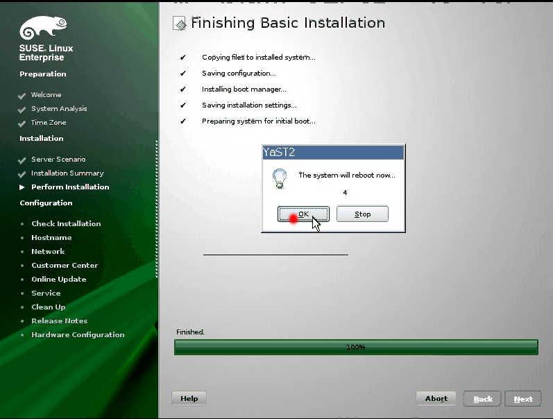 動画付:SUSE Linux のインストール SLES on XEN_a0056607_14254795.jpg