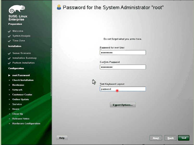 動画付:SUSE Linux のインストール SLES on XEN_a0056607_1431492.jpg