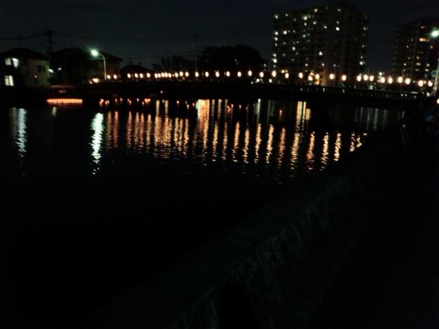 灯篭流し_f0129627_16185895.jpg