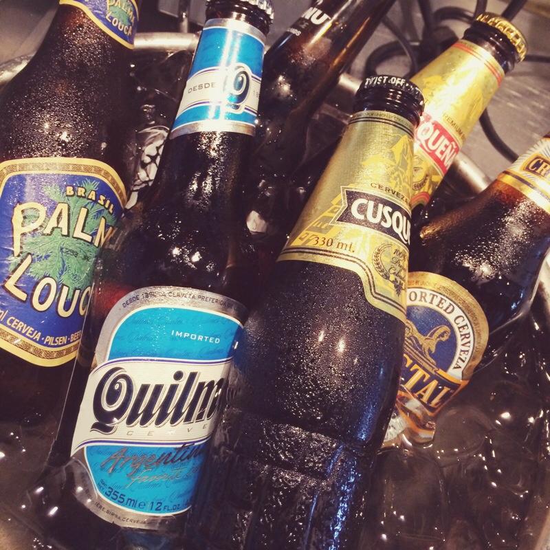 Beer Trip vol.1~中南米のビール~_d0179338_1423439.jpg