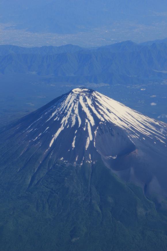 日本上空 富士山 絶景・・_d0202264_5465310.jpg