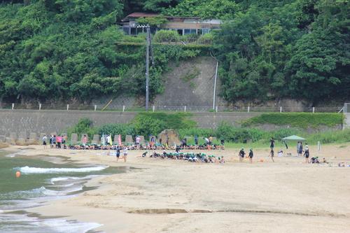 臨海学校最終日です♪_a0200771_10141879.jpg
