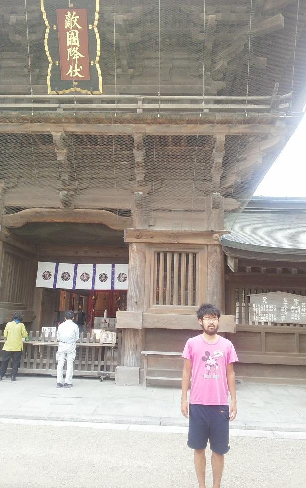 平成廿六年 七月十三、十四日 西日本遊學 四十三、四日目_a0165993_12401476.jpg