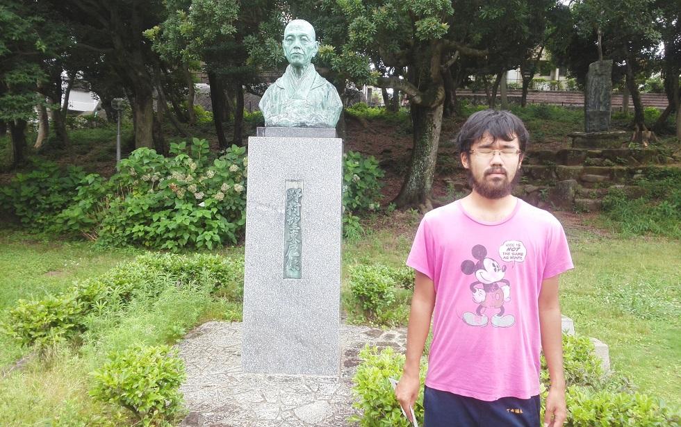 平成廿六年 七月十三、十四日 西日本遊學 四十三、四日目_a0165993_1384336.jpg