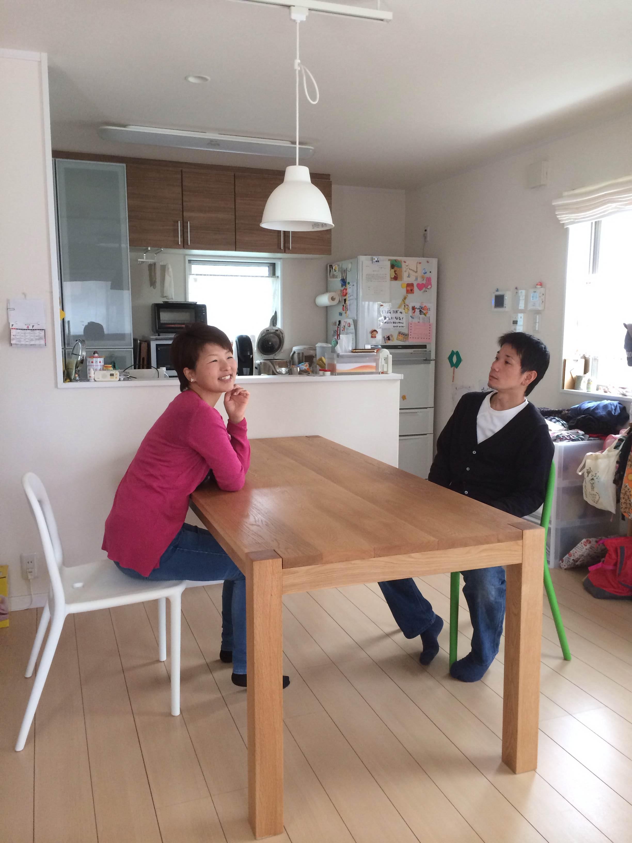 ミキさん家のテーブル_d0130209_1558879.jpg