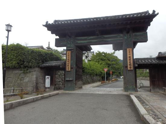 金戒光明寺と西翁院_e0048413_232401.jpg