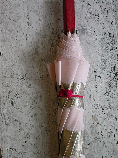 「なつの日」 Liricaの洋服、satouの傘_a0089420_11553493.jpg