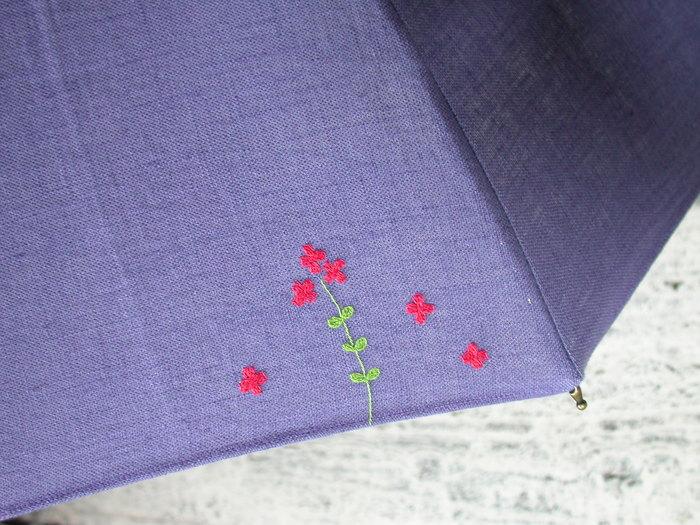 「なつの日」 Liricaの洋服、satouの傘_a0089420_125756.jpg