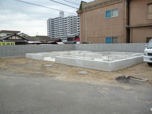 松山市 I様邸 新築工事⑩_a0167735_13505314.jpg