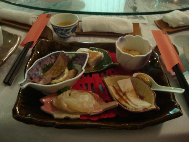 瑞泉寺「中国精進料理 鎌倉 凛林」へ行く。_f0232060_1191560.jpg
