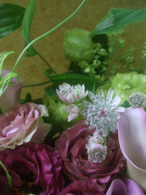 オークリーフ(季節の花束)_f0049672_1804664.jpg