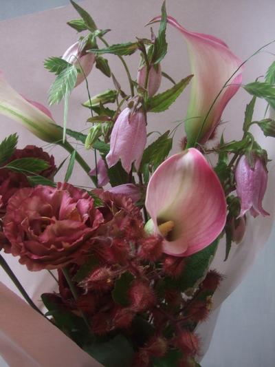 オークリーフ(季節の花束)_f0049672_181172.jpg