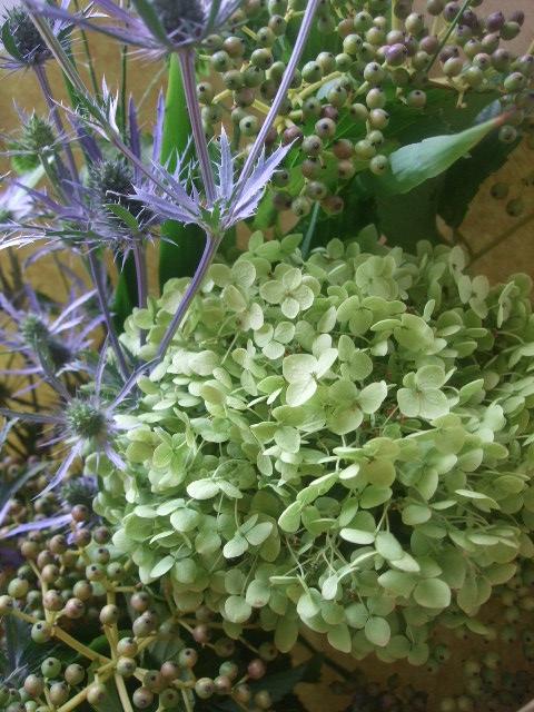 オークリーフ(季節の花束)_f0049672_1813557.jpg