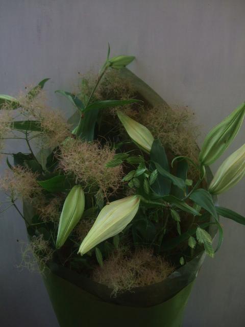 オークリーフ(季節の花束)_f0049672_1823970.jpg
