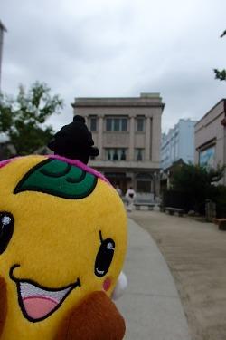 川越市 マスコット キャラクター ときも くん  。_e0298782_1714662.jpg
