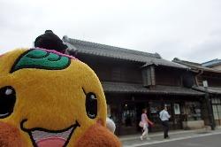 川越市 マスコット キャラクター ときも くん  。_e0298782_17174781.jpg