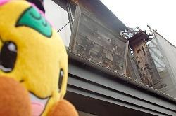 川越市 マスコット キャラクター ときも くん  。_e0298782_17184221.jpg