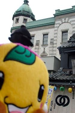 川越市 マスコット キャラクター ときも くん  。_e0298782_17201336.jpg