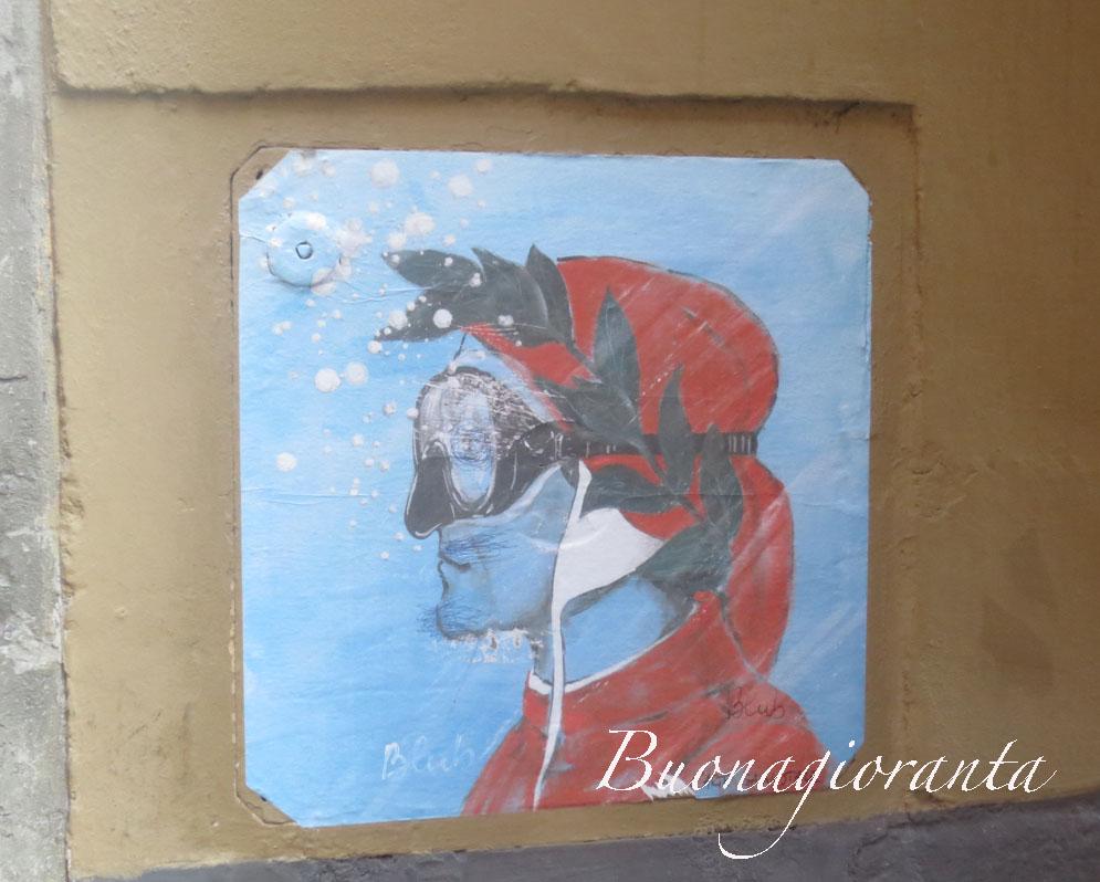フィレンツェの新ストリートアート!!次はこの作品達を街で見つけよう!!_c0179785_5241052.jpg