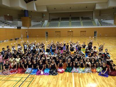 第三回フラダンス発表会😄東総合スポーツセンター_d0256587_23571959.jpg