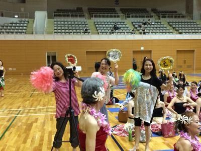 第三回フラダンス発表会😄東総合スポーツセンター_d0256587_23572198.jpg