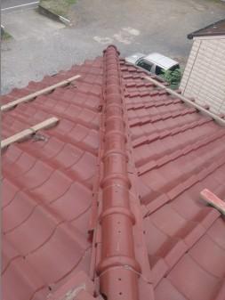 板橋区の高島平で雨漏り発見_c0223192_18372294.jpg