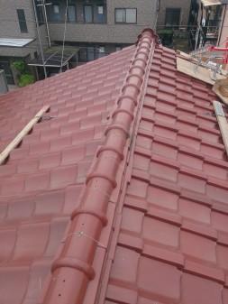 板橋区の高島平で雨漏り発見_c0223192_18401290.jpg