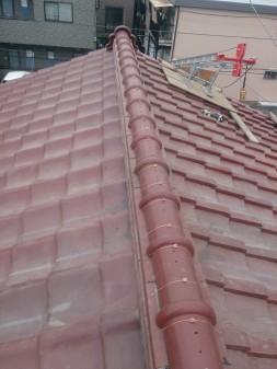 板橋区の高島平で雨漏り発見_c0223192_18403051.jpg