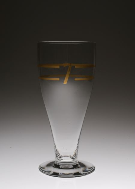 Baccarat Art Deco 金彩No: GLASS_c0108595_035774.jpg