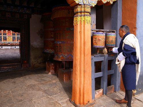 ブータン王国への旅  8_e0221697_0245098.jpg