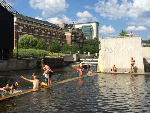 川で海水浴!!_a0229904_23455494.jpg